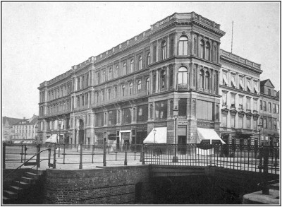 Beruehmtes Berliner Hotel