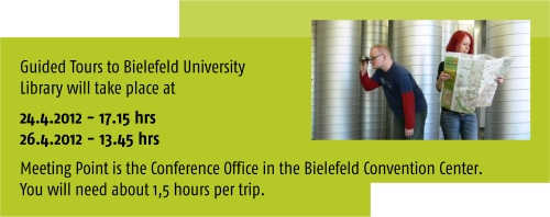 Guided Tours to Bielefeld University Library